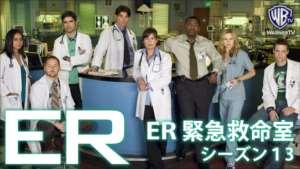 ER 緊急救命室 シーズン13の紹介