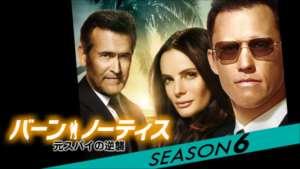 バーン・ノーティス 元スパイの逆襲 シーズン6 の紹介